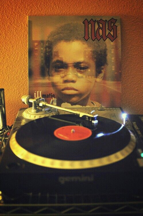 Nas Illmatic 83 best Nas! im...