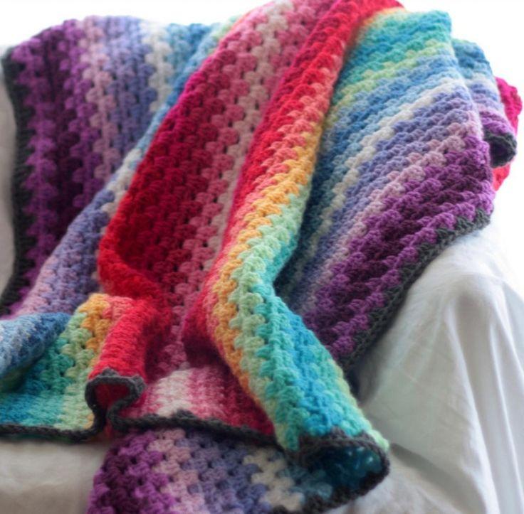 22 best Stash Busting images on Pinterest | Crochet blankets ...