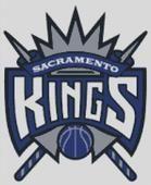 Sacramento Kings Cross Stitch Chart Pattern