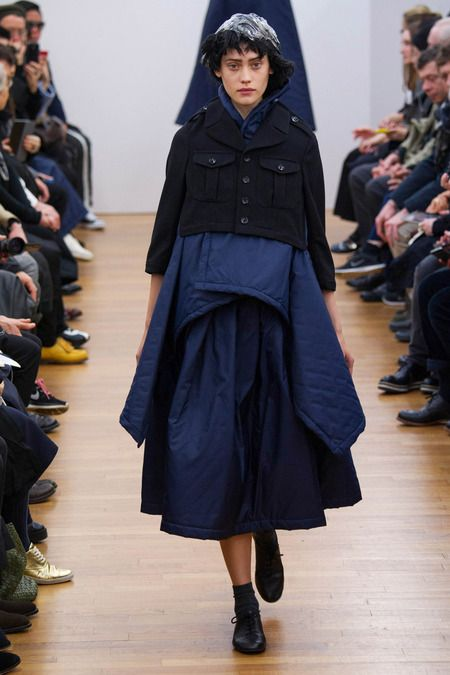 Comme des Garçons | Paris Fashion Week Fall 2014 | Days 5&6 (Part 1)