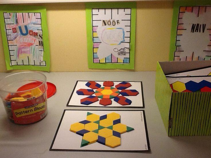 Matematiklektion #tangram