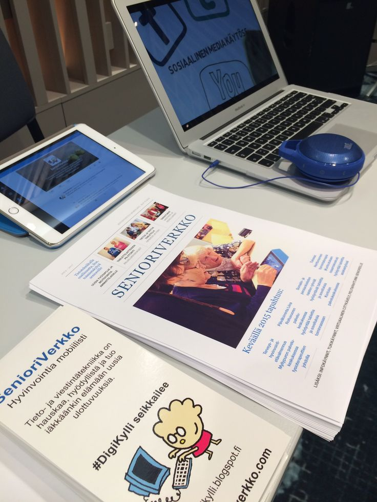 iPadit käytössä Kuntoutuksen osaamiskeskuksessa, Herttoniemen toimintaterapiassa. Päätavoitteena on iäkkäiden asiakkaiden osallistumisen ja toimintamahdollisuuksien lisääminen ja parantaminen. Lisätavoitteina asiakaspalvelun parantaminen sekä uudet työtavat.