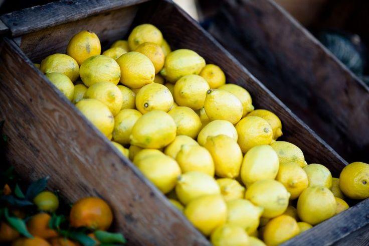 Jak snadno odstranit pesticidy z citrónu a grapefruitu? - ČeskoZdravě.cz
