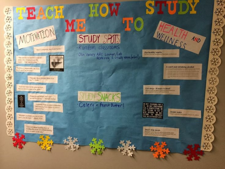 how to develop better study habits