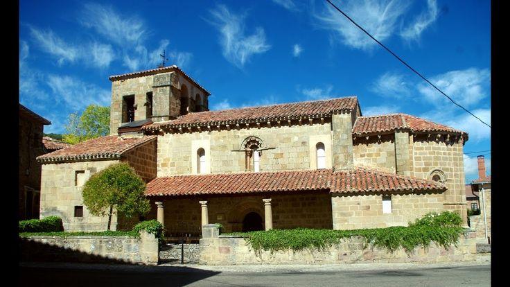 Fotos de: Palencia - Románico - Cillamayor - Iglesia Sta  Mª la Real