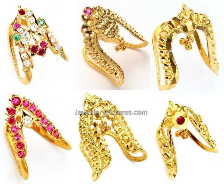 Gold Vanki ring designs