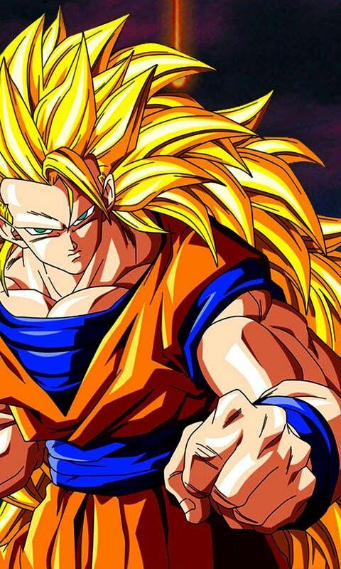 25 melhores ideias de Goku ssj3 no Pinterest  Dragon ball Ssj 4