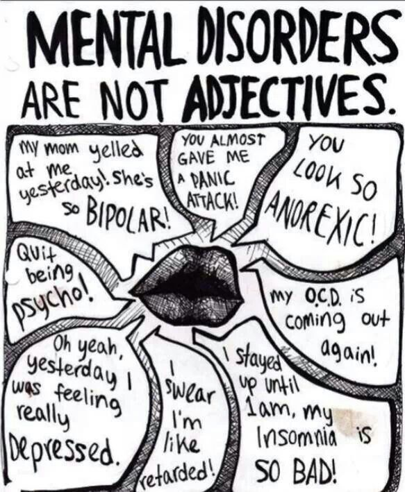 Mental health isn't a joke