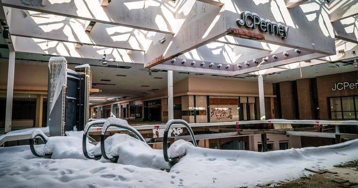 A new shopping mall essay