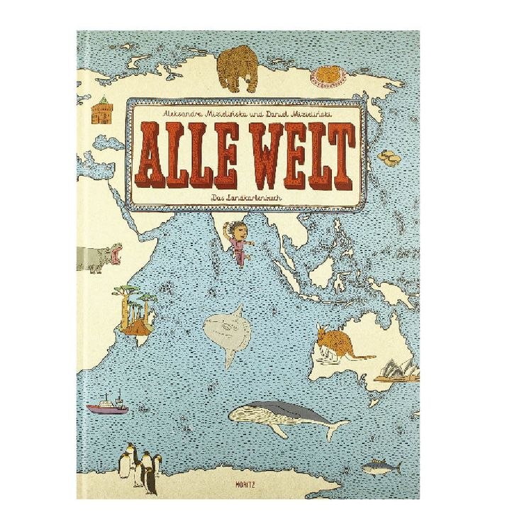 Alle Welt - Weltatlas maps