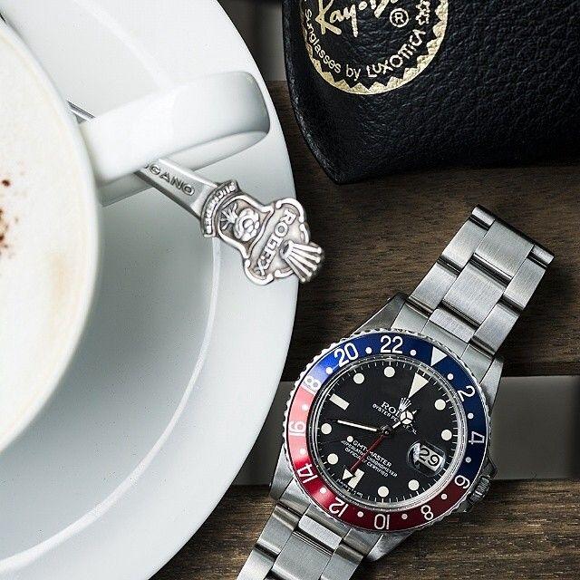 Vintage Rolex GMT 16750 . | Men's Watches