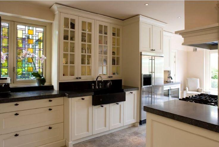25 beste idee n over klassieke keuken op pinterest vintage diy gezellige keuken en vintage - Huisbinnenhuisarchitectuur campagne ...