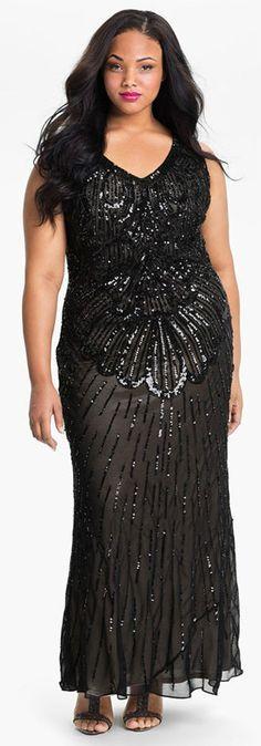 Plus size gatsby dress for sale