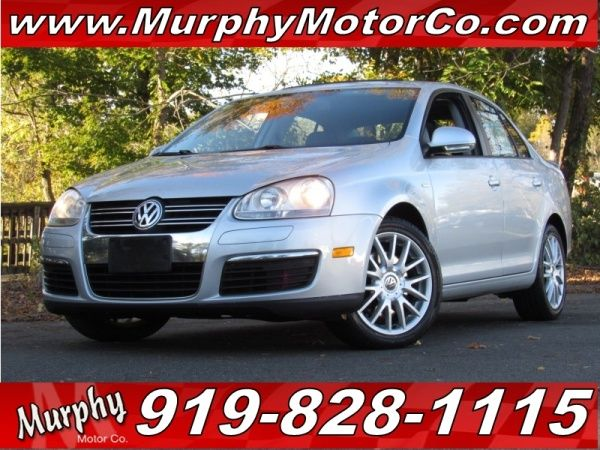 Used 2009 Volkswagen Jetta Sedan for Sale in Raleigh, NC – TrueCar