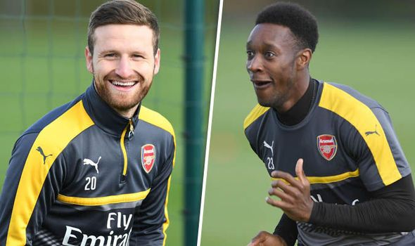Snapped: Arsenal stars all smiles in training ahead of crunch Man City clash   via Arsenal FC - Latest news gossip and videos http://ift.tt/2otZuMj  Arsenal FC - Latest news gossip and videos IFTTT