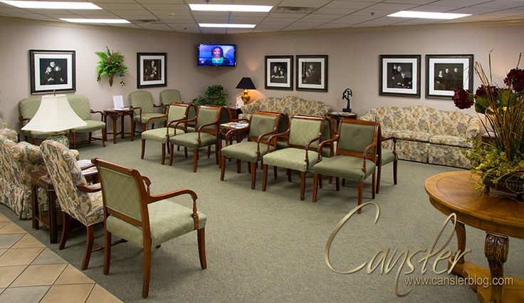 Making The Doctor S Office Waiting Room Inviting Cansler