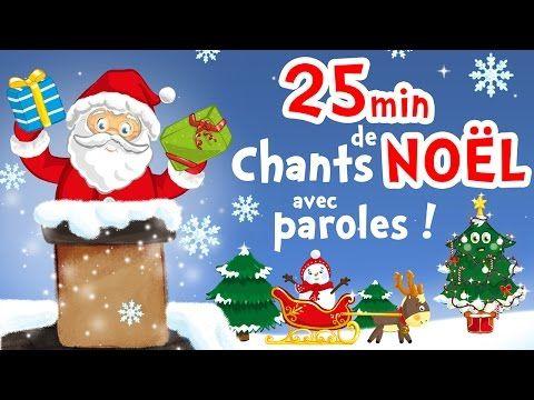 Noël Enfants - Karaoké chants de Noël et belles poésies ou lettre au Père-Noël