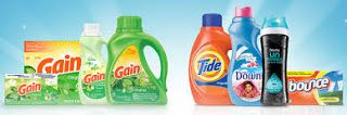 Saving In Ottawa: Tide, Gain, Downy or Bounce Coupon