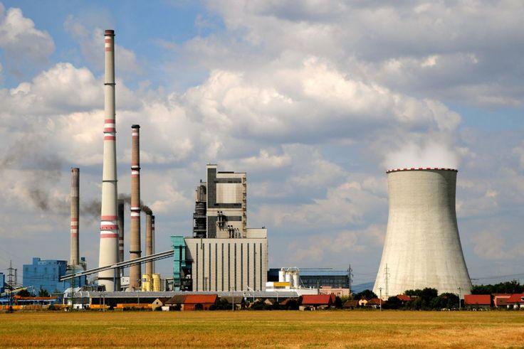 Elektrárna Mělník - Uhelné elektrárny ČEZ - Elektrárny - Svět energie.cz