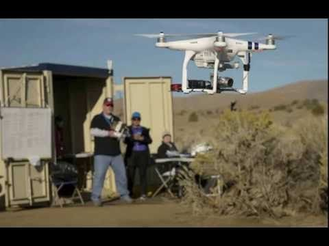 Watch NASA Plans First Beyond Visual Line of Sight Drone Demonstration i...