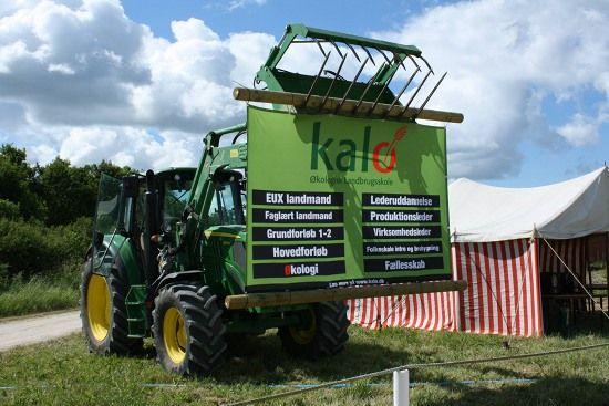 Εργασία και Σπουδές στη βιολογική γεωργία στη Δανία