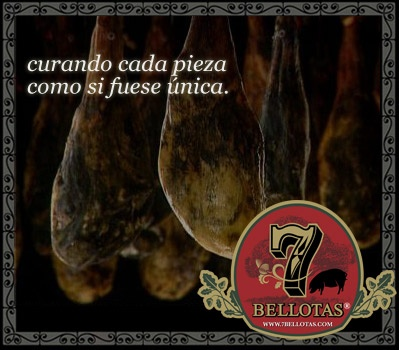 #Jamones Ibéricos de Bellota alta calidad ofrece posibilidad de #iberico #ham #jamones #Iberico #spanishfood #patanegra comprar #jamon http://7bellotas.com online