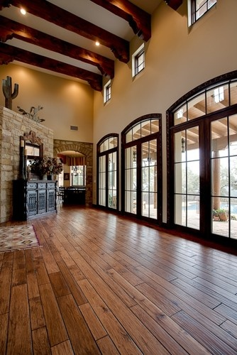 Mediterranean Entry Photos Design, Pictures, Remodel, Decor and Ideas - page 56