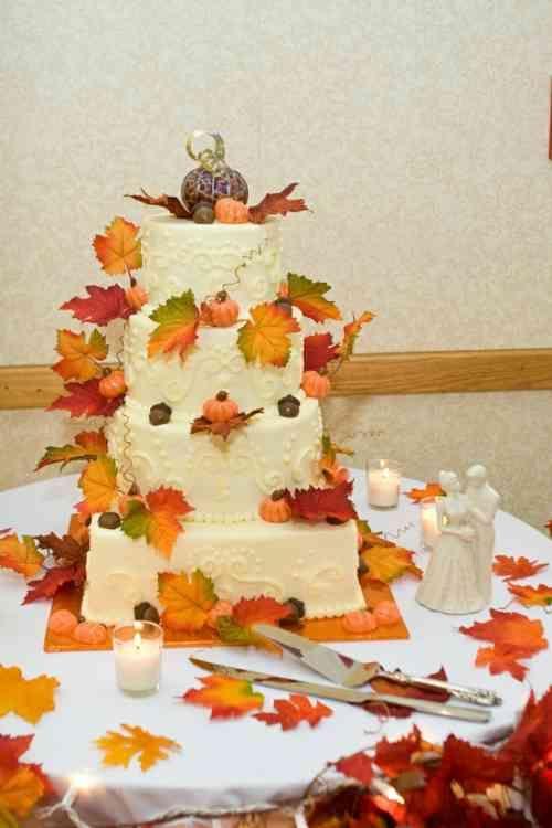 ... mariage country, Décorations de mariage campagnard et Gâteaux de