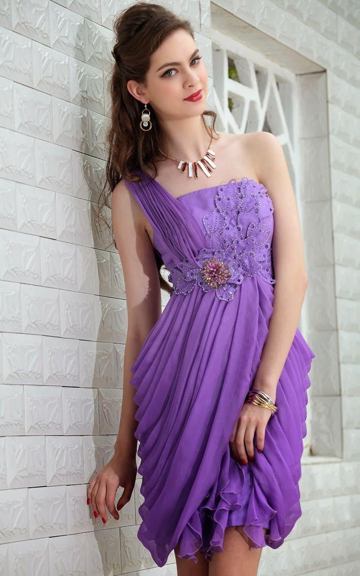 9 best Vestidos Azul images on Pinterest