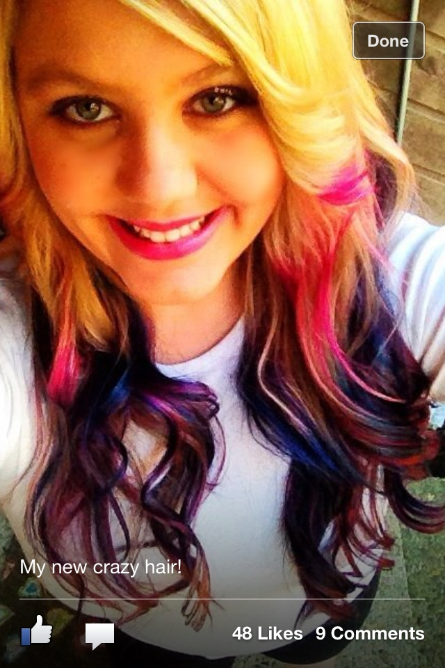 217 best Crazy/beautiful/sexynwild and crazy hair colors ...