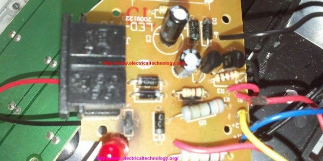 Emergency LED Lights. Powerful & Cheap Circuit LED-716 LED Light Schematic
