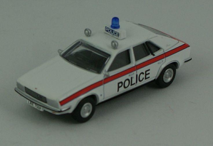 Oxford Diecast Princess Staffordshire Police