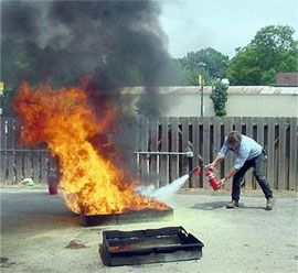 SPS Engineers Pty Ltd offers fire training for organisations. We offer fire extinguisher & fire safety training and emergency control organisation (ECO).