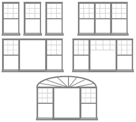 Double Hung Window: Double Hung Window Dimensions