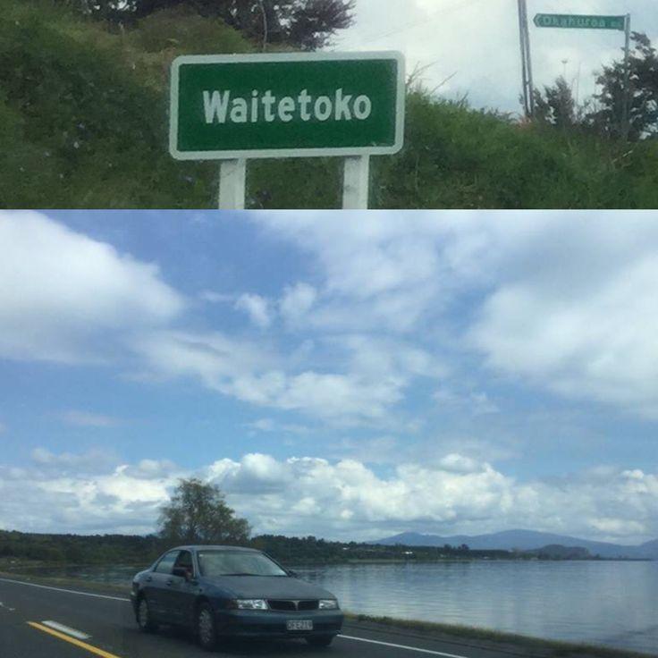 Waitetoko, New Zealand