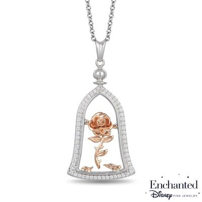 Disney Movie Enchanted Jewelry, Necklaces
