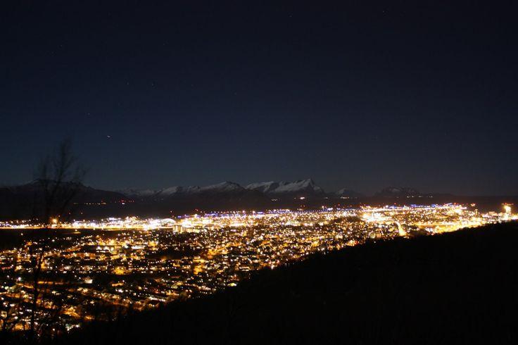 Bodø at night 2