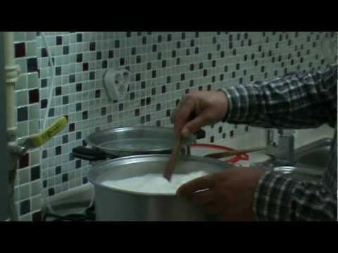 Evde Tereyağı Nasıl Yapılır? - YouTube