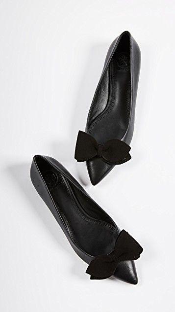 686364feec12 Tory Burch Rosalind Ballet Flats