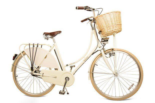 Mosi Carolina Step-Through Bicycle - She's Purdy!