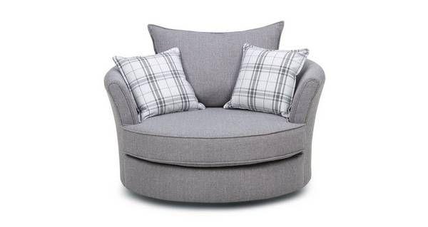 Arran Swivel Chair | DFS