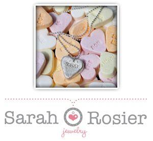 Handgemaakte, hippe en unieke sieraden bij Sarah Rosier