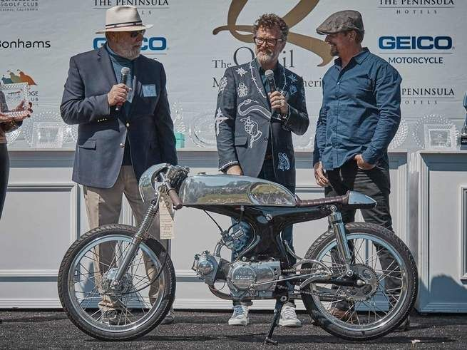 The Ten Best Bikes Of The 11th Quail Motorcycle Gathering Cycle