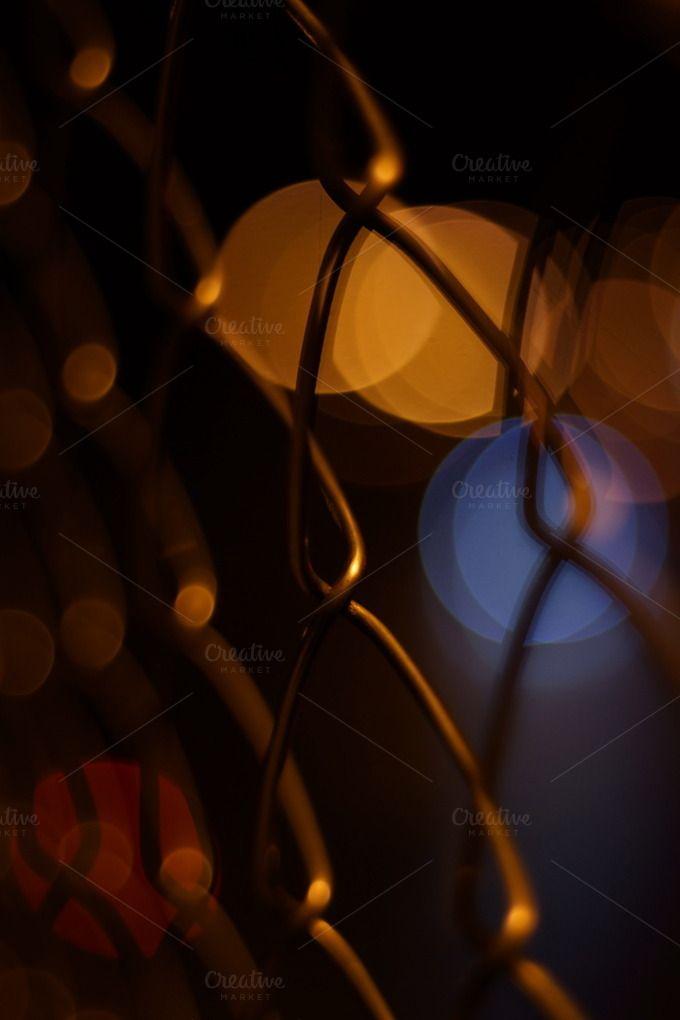 wire bokeh by ateliervonau on Creative Market