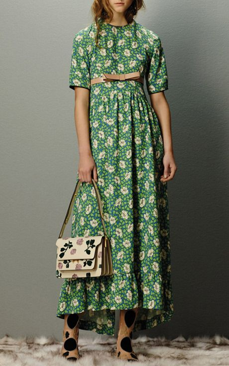 Marni Flash Collection Pre-Fall 2015 Trunkshow Look 19 on Moda Operandi