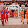 Crewe Alexandra Ladies - our football team