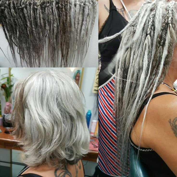 23 best before after dreadlocks by g spot hair design images on fun set of synthetic dreadlock extensions gspothairdesign customblends just for pmusecretfo Choice Image