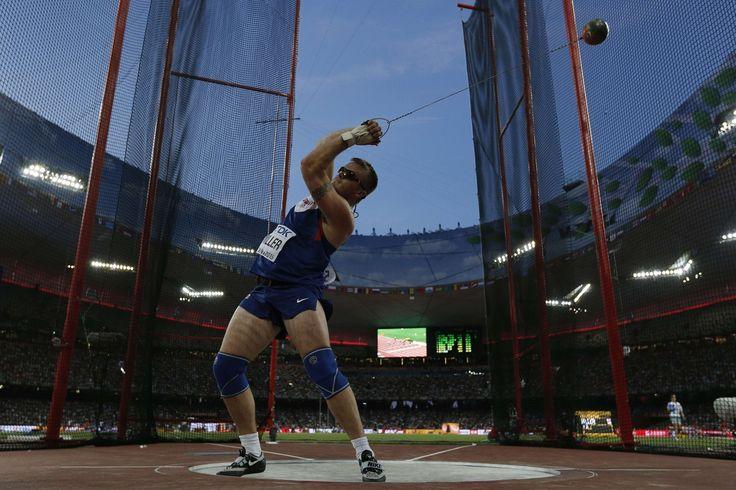 19 incredible shots from the 2015 IAAF World Championships - The Washington Post