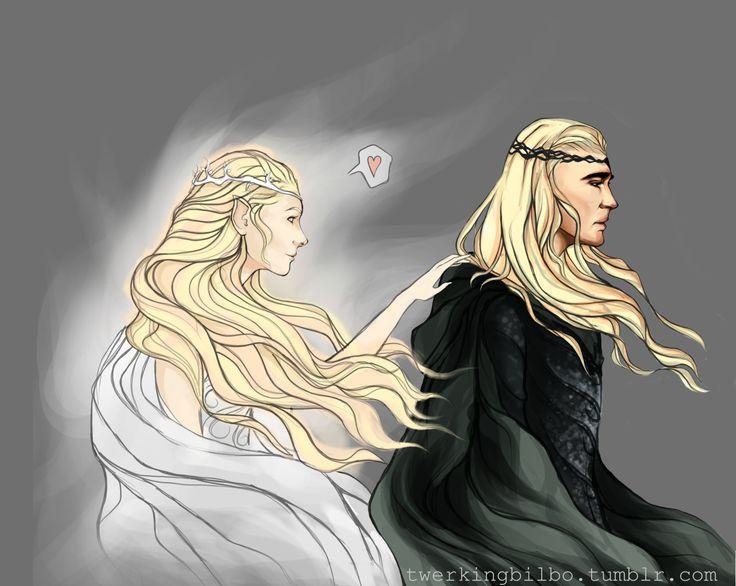Celebrimbor's Daughter - Queen Colfinthel Vylia - Wattpad