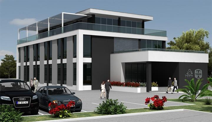 Hishil Toros Headquarters